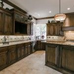 Traditional Kitchen Makeover http://www.DFWImproved.com  #KitchenMakeover