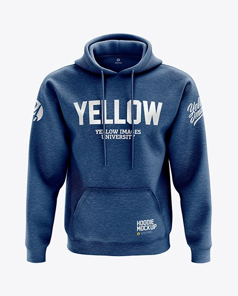 Download Men S Heavyweight Heather Hoodie Mockup Front View In Apparel Mockups On Yellow Images Object Mockups Hoodie Mockup Clothing Mockup Hoodies