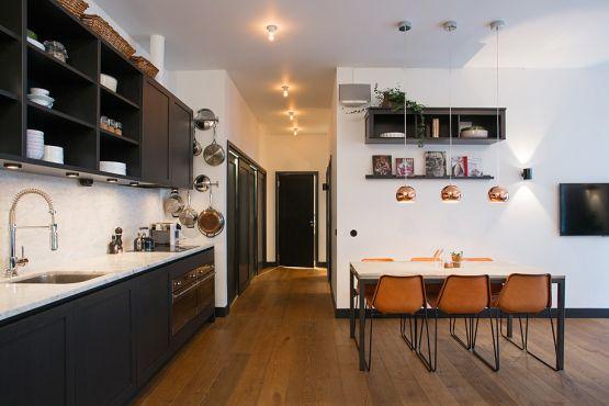 Carpintería y exterior de color negro - Estilo nórdico | Blog decoración | Muebles diseño | Interiores | Recetas - Delikatissen