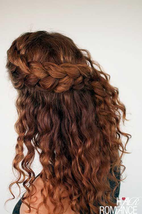 Cortes de cabelo longos 2020Cacheado