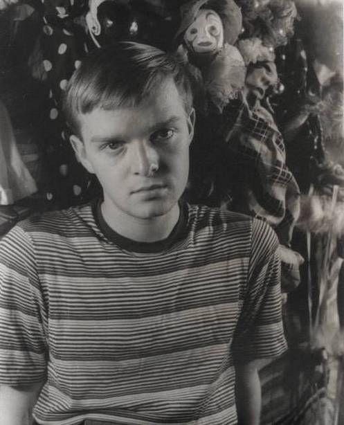 Truman Capote, 1948 by Carl Van Vechten