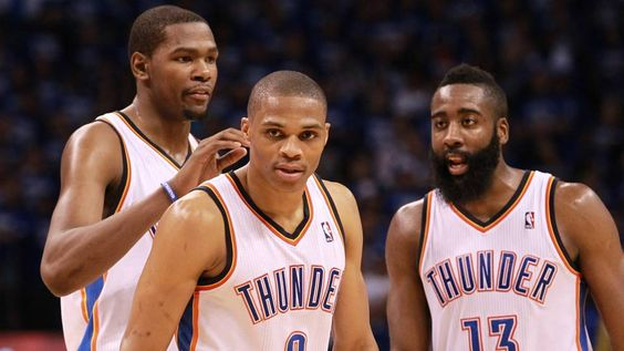 How a massive miscalculation broke up the Thunder's Durant-Westbrook-Harden Dynasty