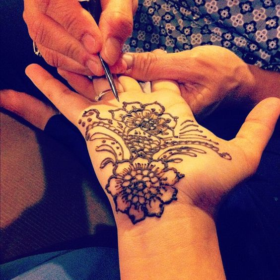 #mehndi #art #henna #tattoo