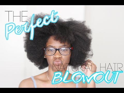 Natural Hair | How To  Heatless Blowout  Tutorial - http://47beauty.com/hair-tutorials/natural-hair-how-to-heatless-blowout-tutorial/ https://www.avon.com/category/bath-body/hair-care?repid=16581277 Shop Hair Care Products  WATCH ME HD | OPEN ME  Hey Guys, I'm here to share with you how I blowout my natural hair without using any heat for the perfect blowout. I hope you enjoy how I blowout my natural hair. Thumbs up this video if you enjoyed this blowout on natural