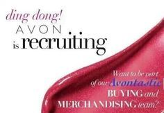 AVON Logo Recruiting