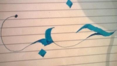#amor #caligrafia #paralellePen