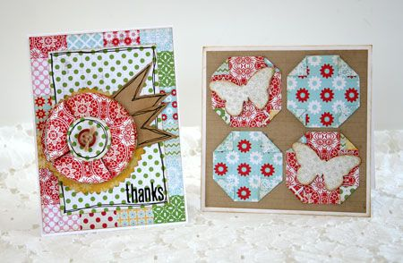 Lily Bee Blog Hop | Belle Papier {pretty paper}