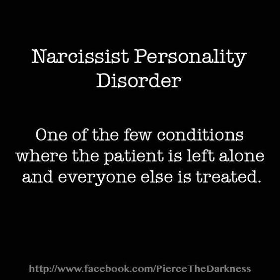 Who first discovered Narcissistic Personality Disorder?