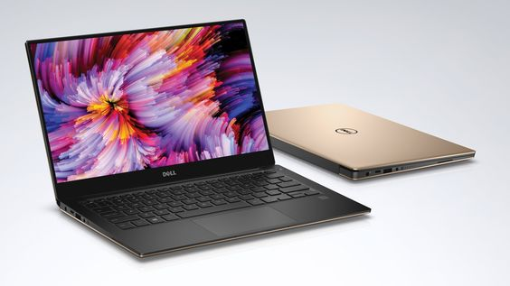 Dell's updated XPS 13 includes a 'rose gold' model