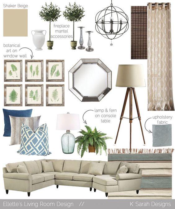 K Sarah Designs: Mood Boards