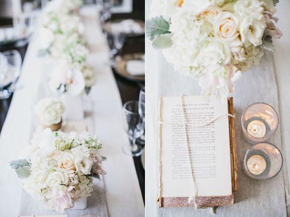 Golden Winter Wedding Ideas