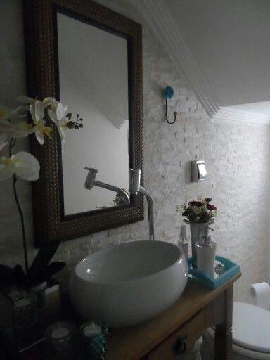 escada externa para jardim – Doitricom -> Banheiro Pequeno Embaixo De Escada