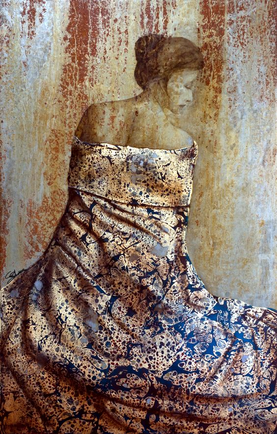 Empreintes | Nathalie Chossec | Pinterest