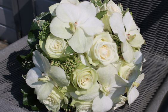 #Wedding Bouquet, #Wedding flowers #Brautstrauß #Hochzeit Dekoration #Blumen