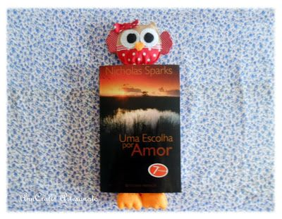 Bookmark Owl large paws