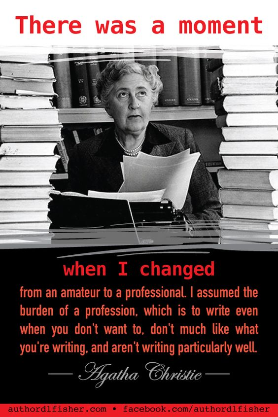 Agatha Christie is the best-selling novelist of all time, with 66 detective novels including (my favorite) Hercule Poirot, and Miss Marple. #agathachristie #bestsellingauthor #writing #inspiration
