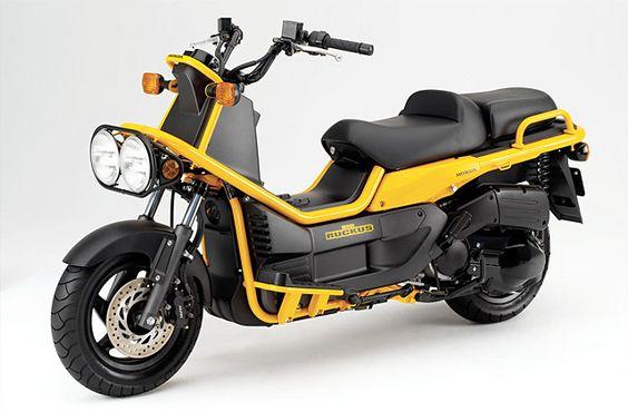 #Honda Rukus