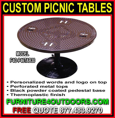 Outdoor Picnic Tables For Sale