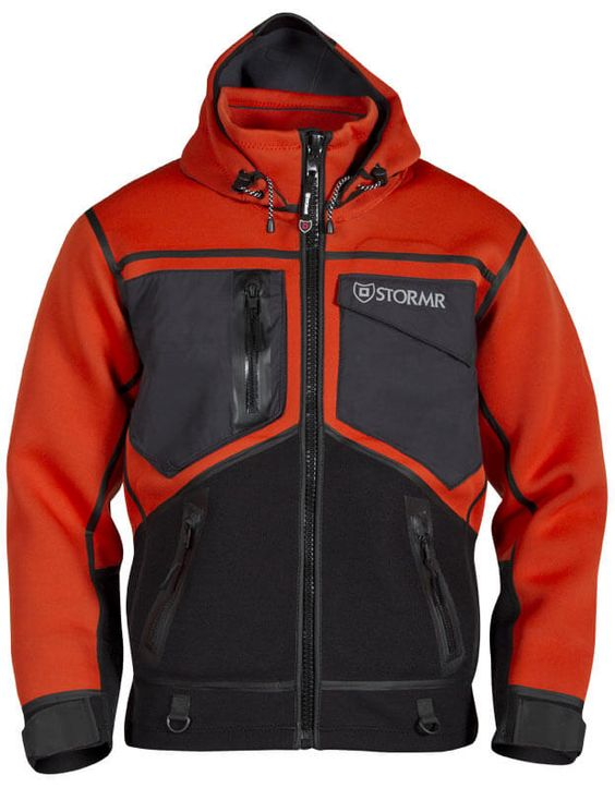 Is this the ultimate cold/wet weather steelhead jacket?