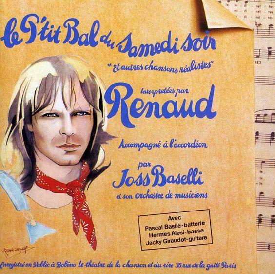 UNIVERSAL Renaud - Le P'tit Bal Du Samedi Soi
