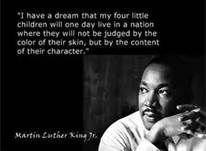 mlk quotes content of character - Bing Images