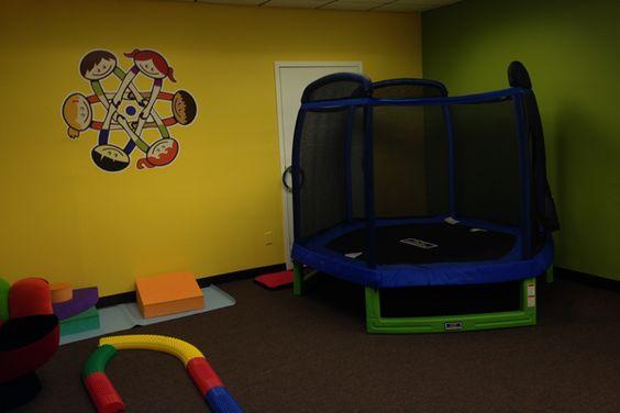 Backyard Treehouse Pediatric Therapy Center : Sensory Playground Pediatric Therapy Center  Marlboro, NJ