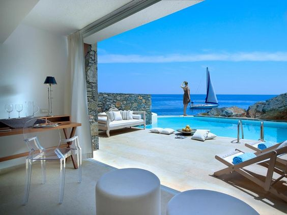 St. Nicolas Bay Resort: Luxury Hotel & Villas in Crete - The Greek Foundation