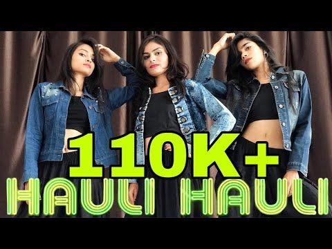 Hauli Hauli De De Pyar De Ajay Devgan Tabu Rakhi Neha Kakkar Best Dancestep Horizon Crew Youtube