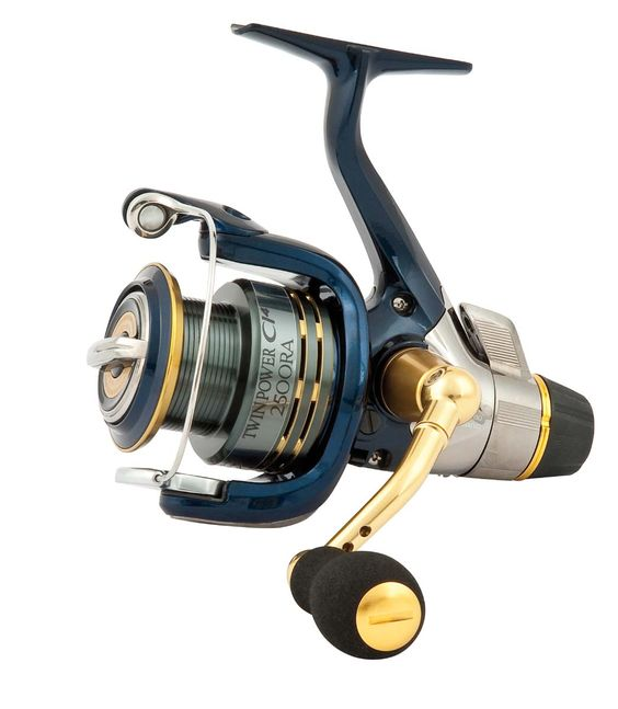 Mh spinning rod fishing rods reels line and knots for Fishing line on reel