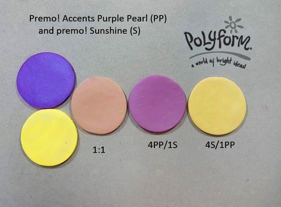 Purple Pearl  and Sunshine