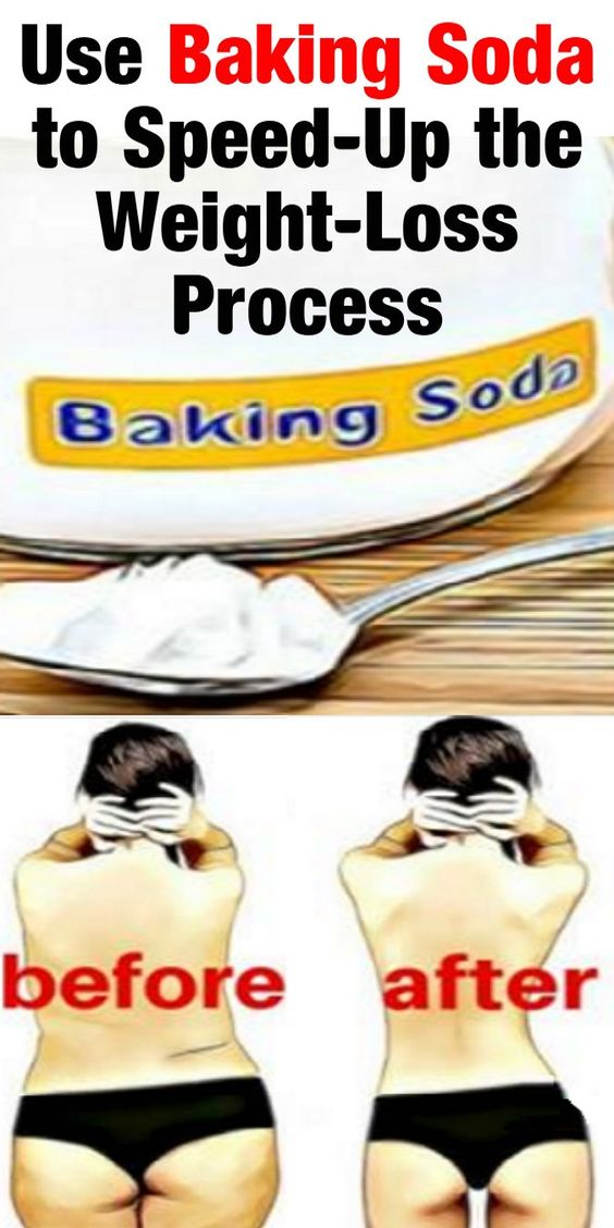 We are going to offer you 3 incredible recipes with baking soda that will help you to eliminate belly, thigh, arm, and even back fat.
