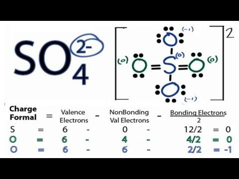 So4 2 Lewis Structure How To Draw The Lewis Structure For So4 2 Sulfate Ion This Step By Step E Chemistry Worksheets Chemistry Classroom Chemistry Lessons