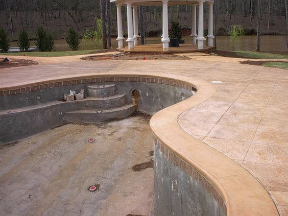 Dixie Stamped Concrete, Inc. - Pools