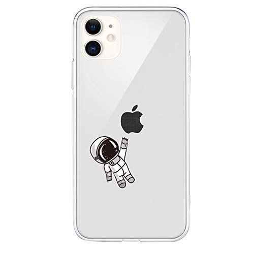 coque transparente iphone 11 motif