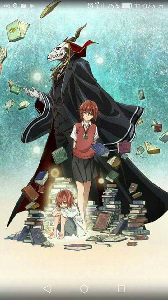 Pin By Small Lazy Girl On Mahou Tsukai No Yome Ancient Magus Bride Anime Anime Romance