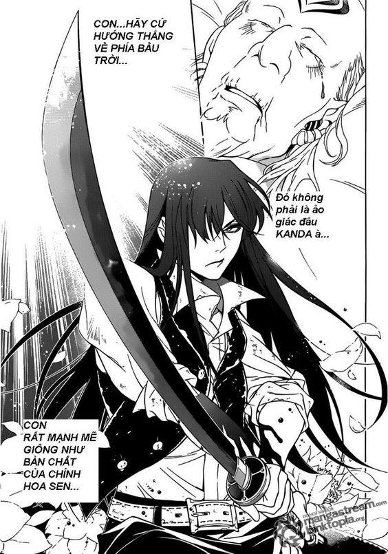 D.Gray-Man - Kanda Yu