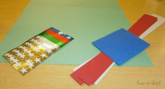 flag day science activity