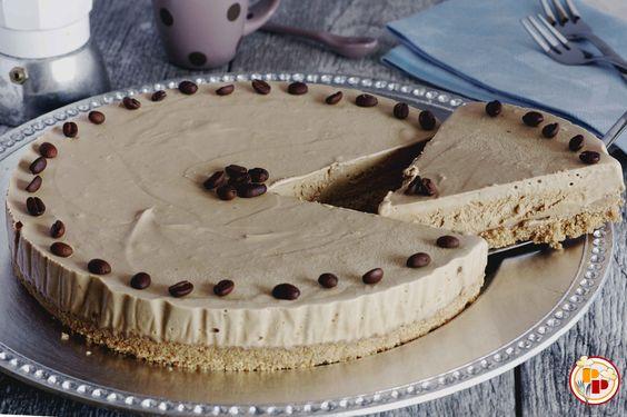 Torta Fredda Caffellatte - Ricetta Golosa