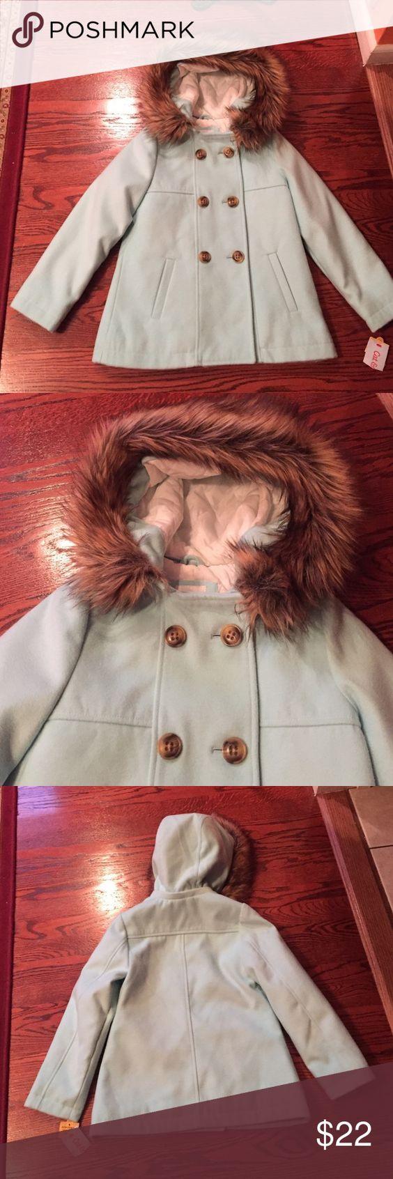 Girls coat baby 👶🏻 blue Nice coat new cat e jack Jackets & Coats