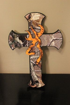 Hey, I found this really awesome Etsy listing at https://www.etsy.com/listing/163436293/browning-real-tree-camoflauge-cross
