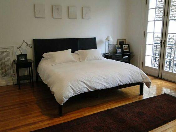 Un lindo y tranquilo dormitorio