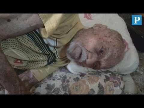 [VIDEO]¡DESGARRA EL ALMA! Abuelo de 95 años fue abandonado por sus hijas en el Zulia ( tuvo 5 mal nacidas)