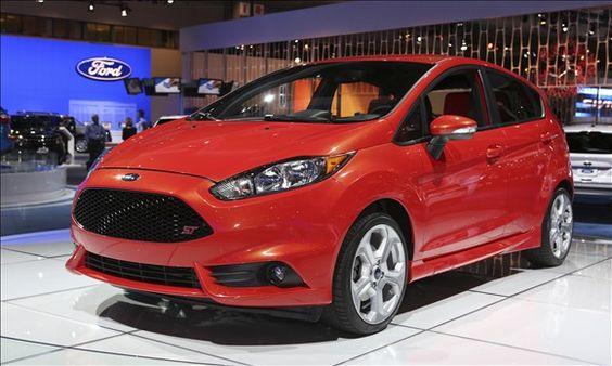 High Performance in LA  2014 Ford Fiesta ST