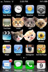 iPhone April Fools prank