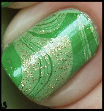 I think I'll do this for St. Patrick's day
