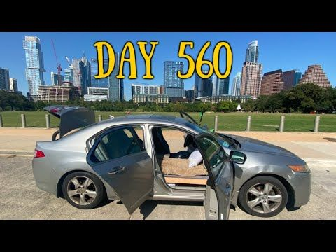 How I Live Out Of My Car Homeless In Austin Texas Carlife Youtube Car Homeless Live