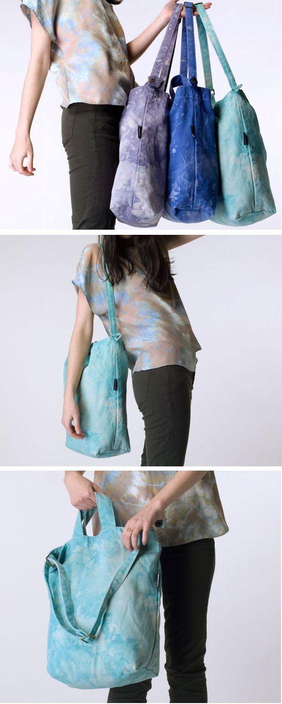 BAGGU washed bags :)
