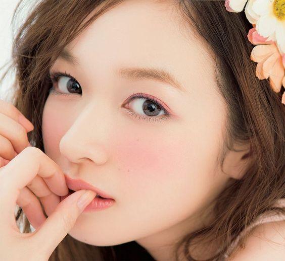 可愛くて愛されるお顔になる*花嫁さんにおすすめ〔うさぎ顔のメイク〕の方法まとめ♡にて紹介している画像