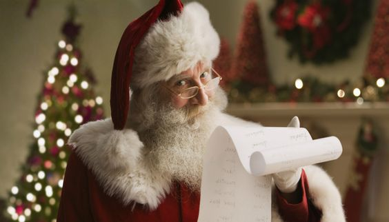 Why I Still Find The Concept Of Santa Claus Creepy | Unwritten
