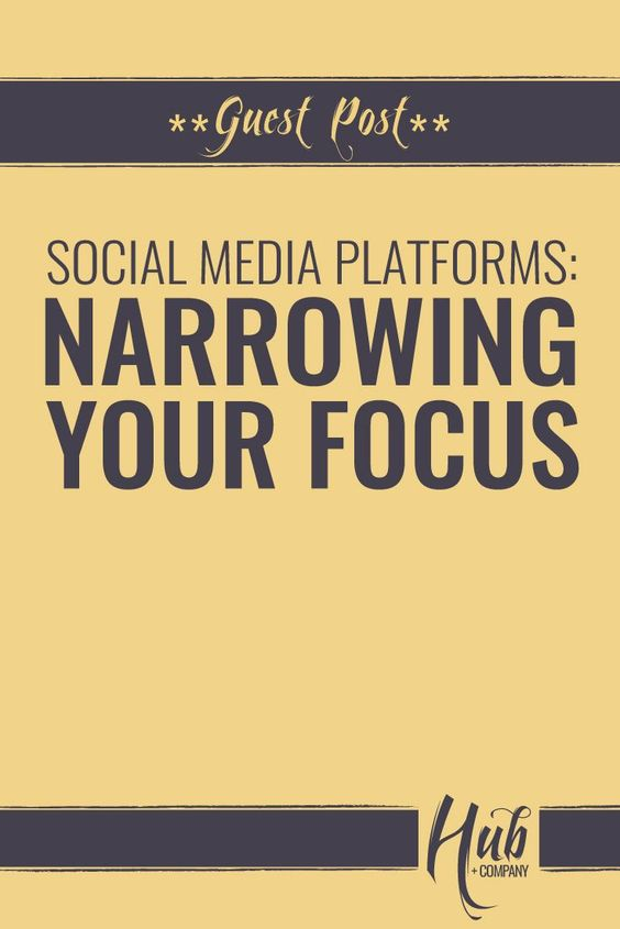 Granted, you may already appreciate the importance of social media marketing, but do you know what social media platforms work best for your needs?